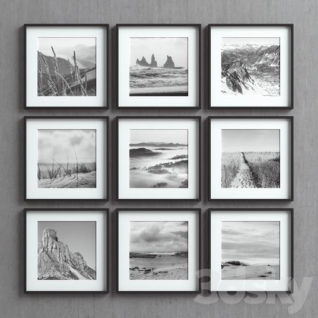 Picture Frames Set-26