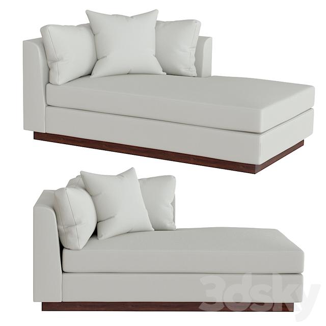 Pleasant 3D Models Other Soft Seating Ralph Lauren Desert Modern Gamerscity Chair Design For Home Gamerscityorg