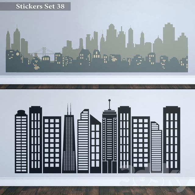 Stickers Set 38
