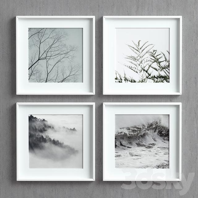 Picture Frames Set-43