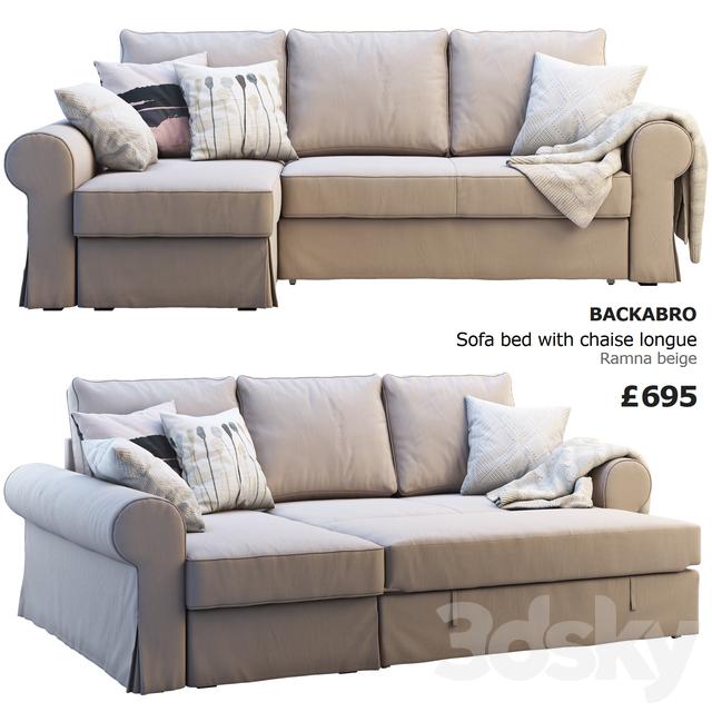 Backabro 22 modelsSofa sofas Ikea 3d 34q5AcRLj