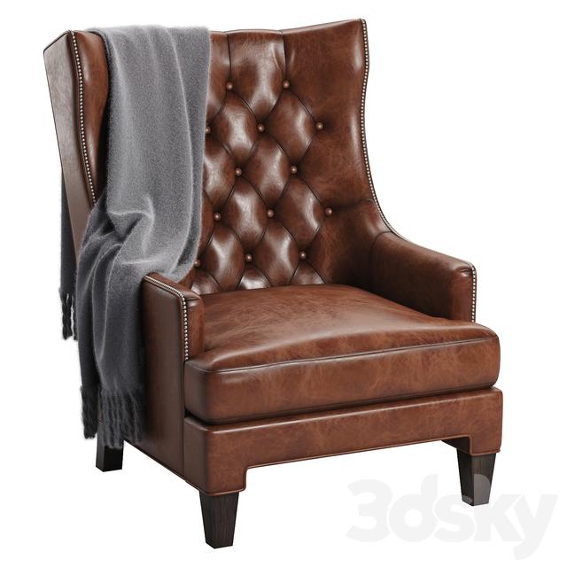 Maximus Wingback Chair