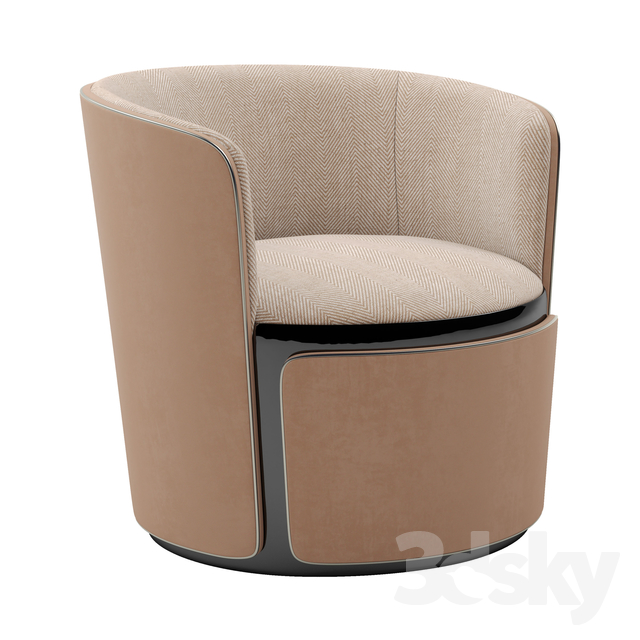 Bentley Home Mere armchair