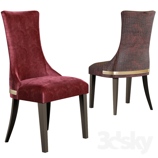 Electra dining chair by Aiveen Daly