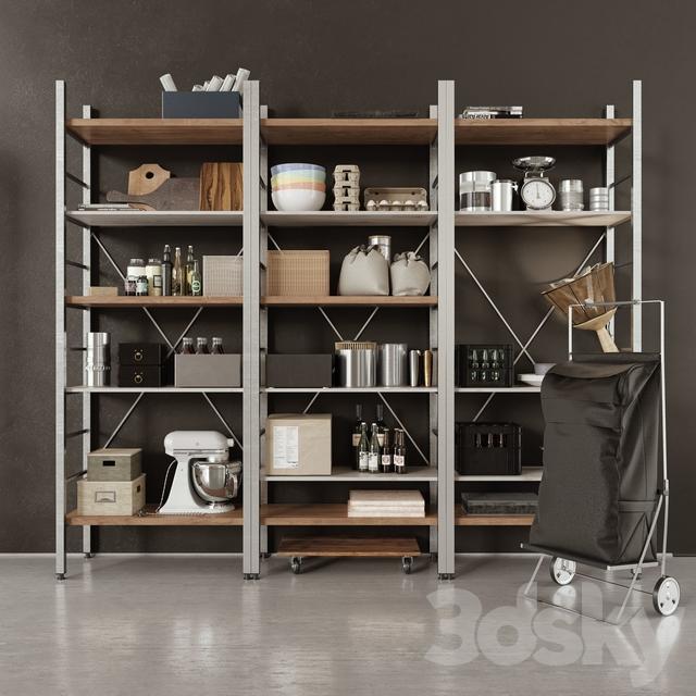 Decor Set Kitchen