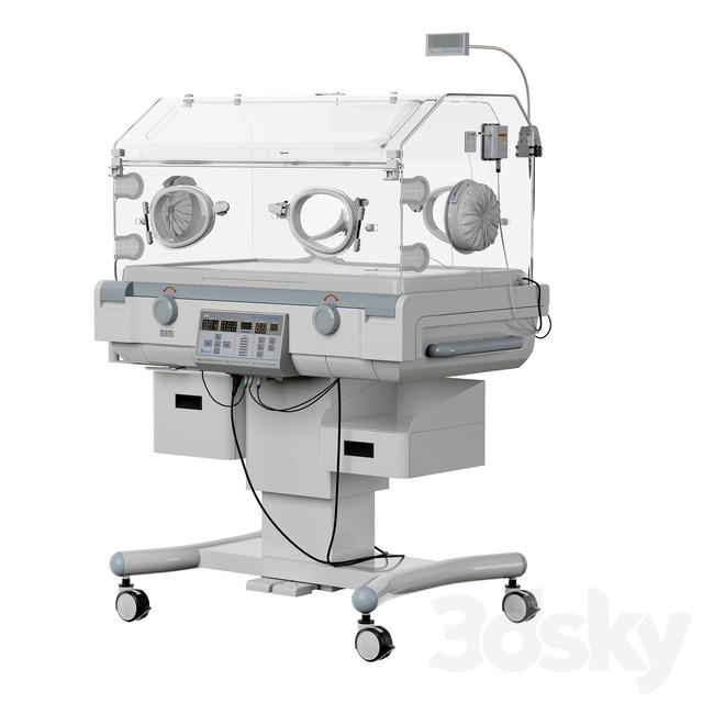 Incubator for newborns of JW Medical i-1000