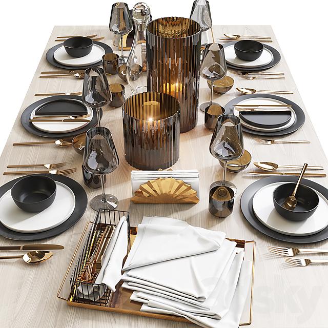 Table setting / Table setting 7