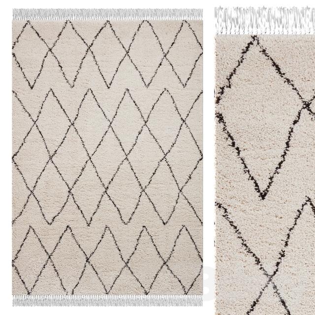 Carpet Think Rugs Boho 8280 Beige
