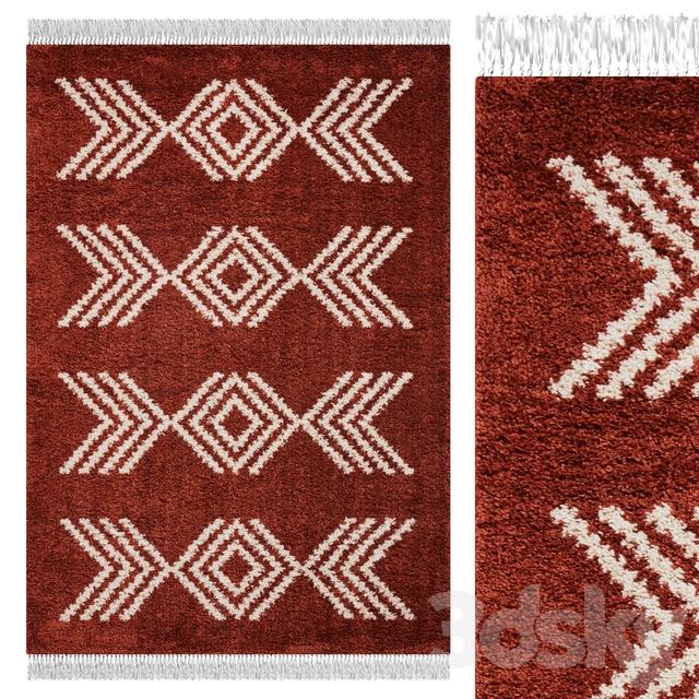 Carpet Think Rugs Boho 8886 Terra