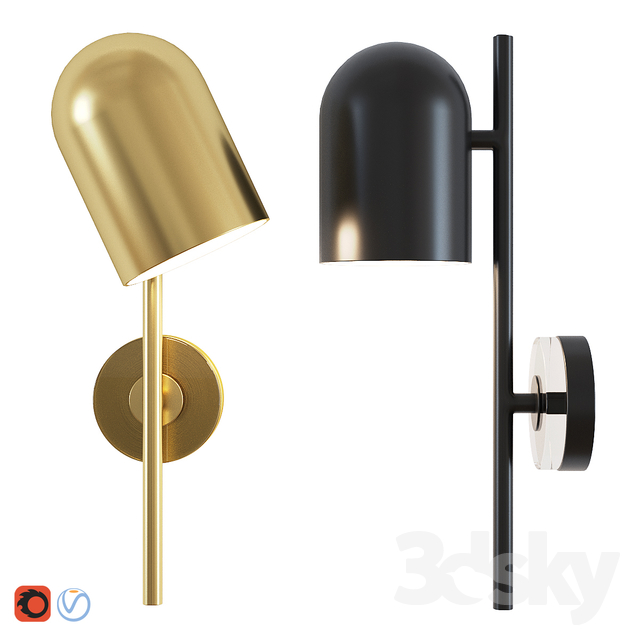 Sconce Luceo Wall Lamp by AYTM