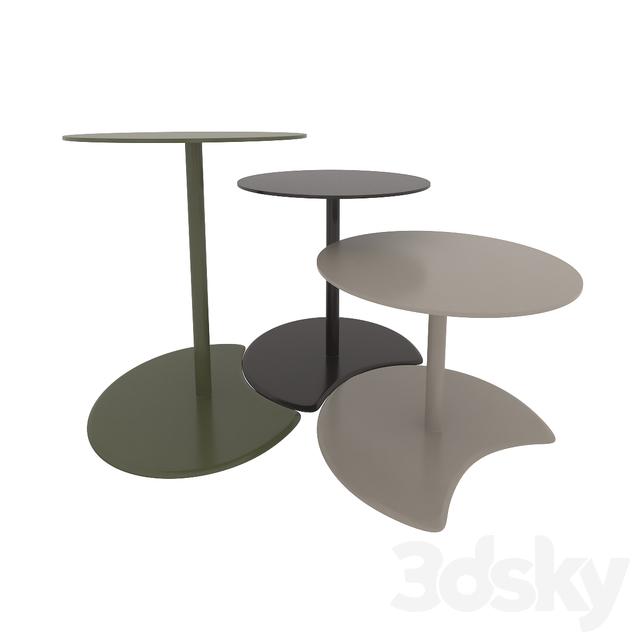 TRIBU - Drops Side Table
