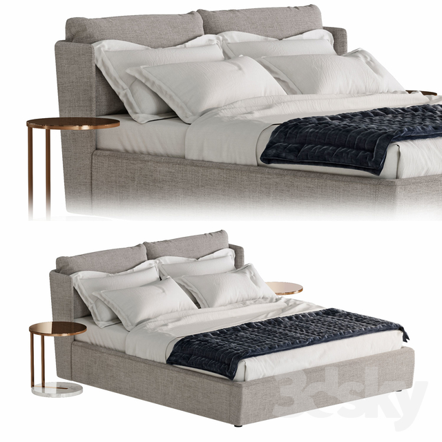 Bed Meridiani Kira