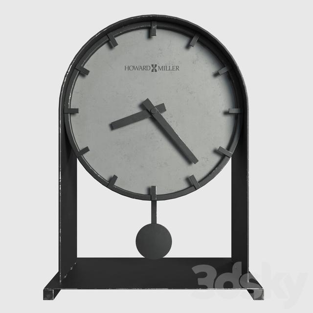 Howard Miller 635-219 desk clock