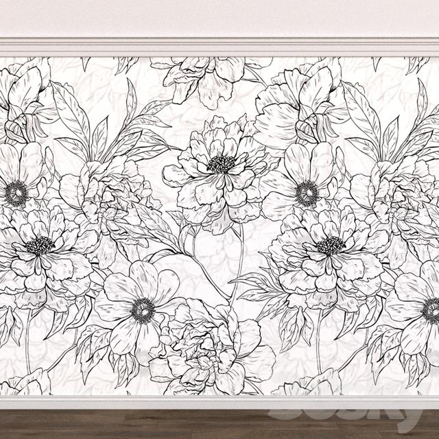 WALLSTREET / wallpapers / Floreale 3