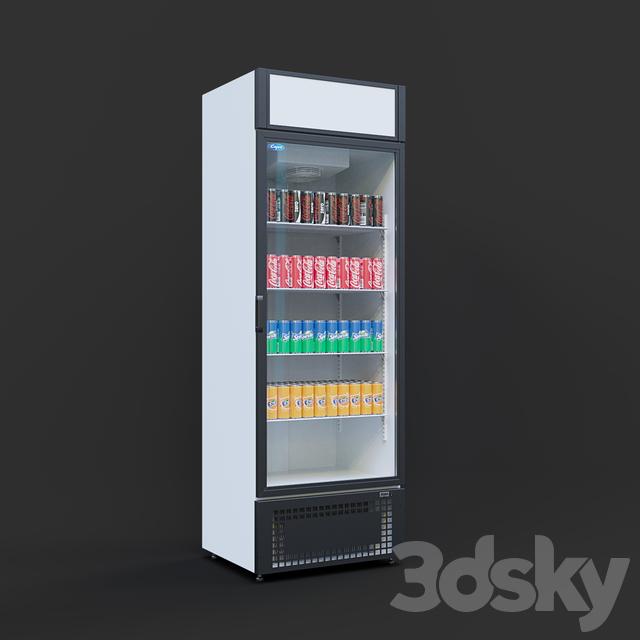 fridge capri 0.7   Capri Refrigerator 0.7