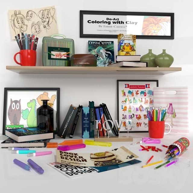 Faber Castell stationery set