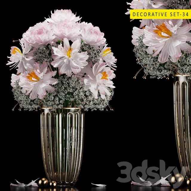 decorative set 34