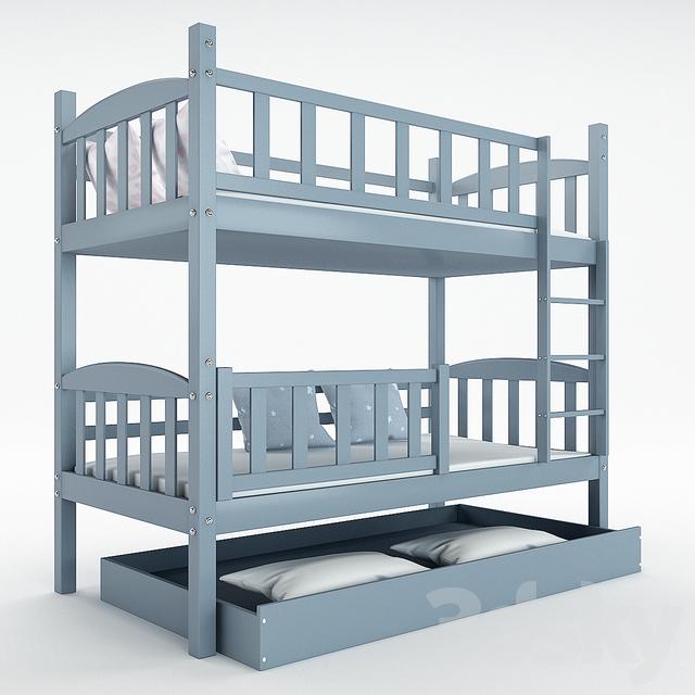 Bed kids # 1