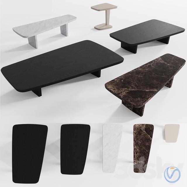 Models Table Poliform Sydney Coffee Tables