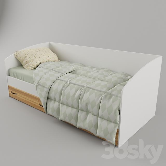 Children's bed Unica