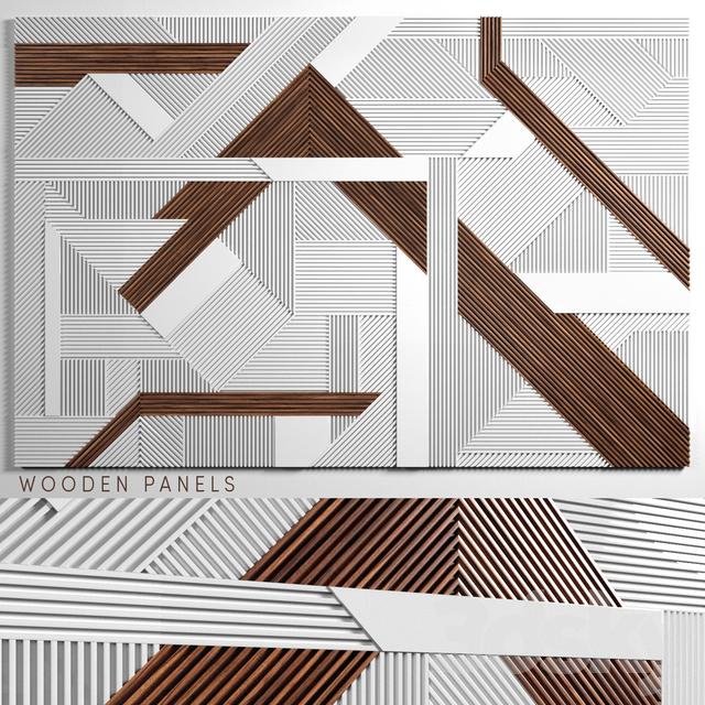 Wooden panels 2