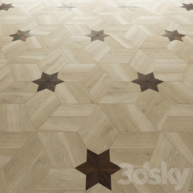 Parquet Finex Sheremetyevsky with a star
