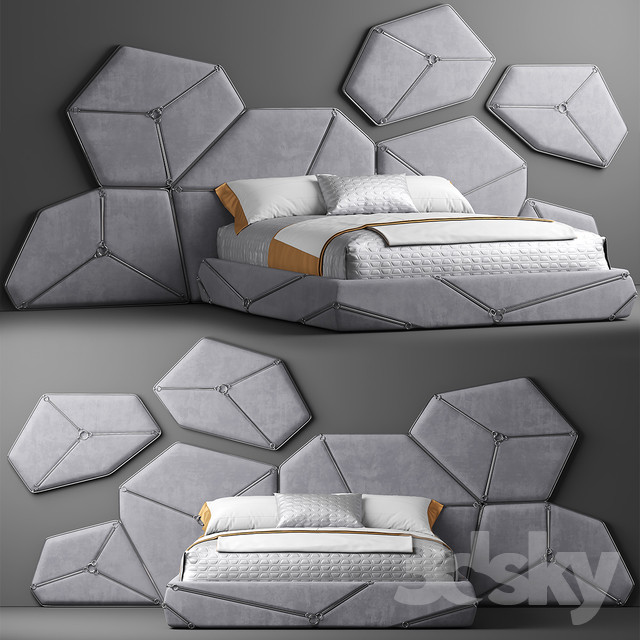 My design bed