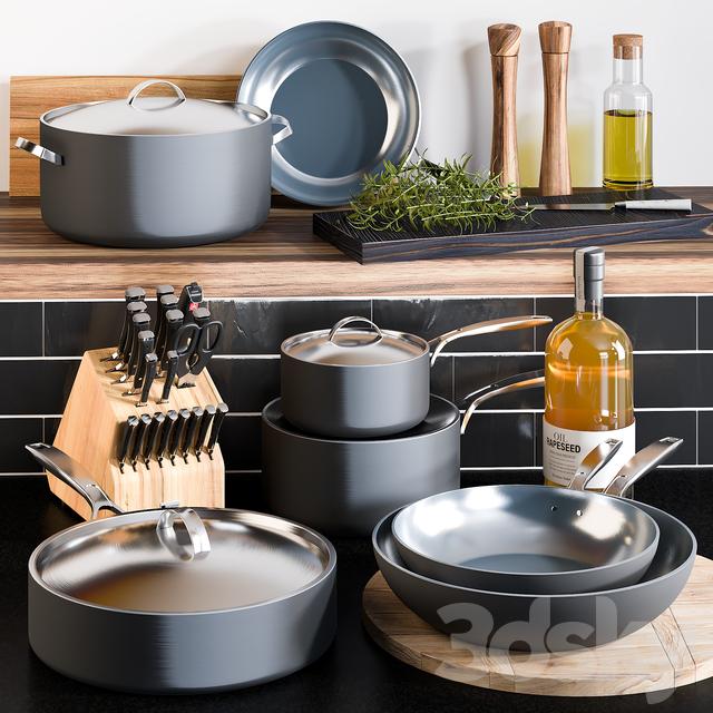 Kitchen Cookware Set 1