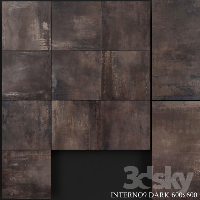 ABK Interno9 Dark 600x600