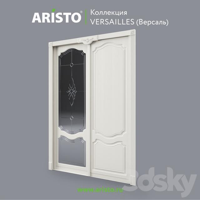 OM Sliding doors ARISTO, VERSAILLES, Vers.8, Vers.4