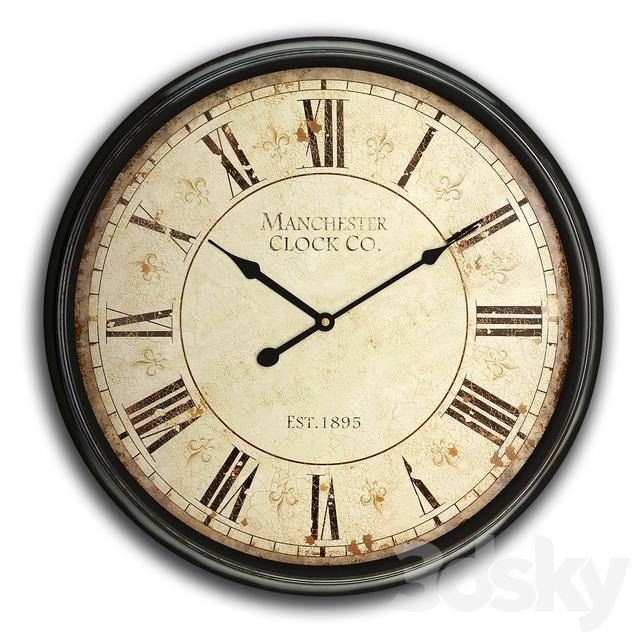 Clock 50