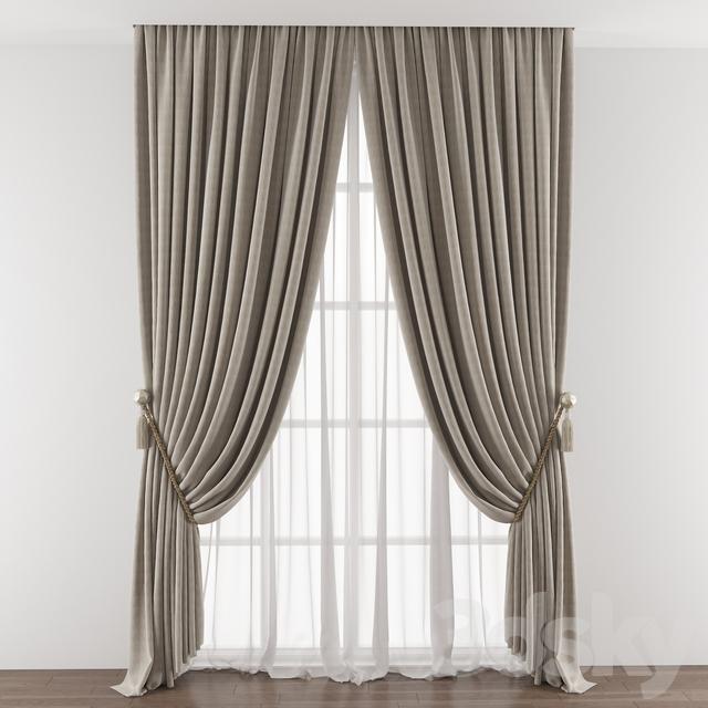 Curtain 414