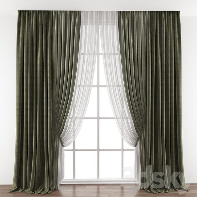 Curtain 417