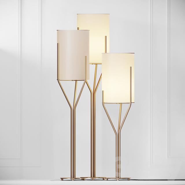 Arborescence CVL Luminaires Floor Lamps