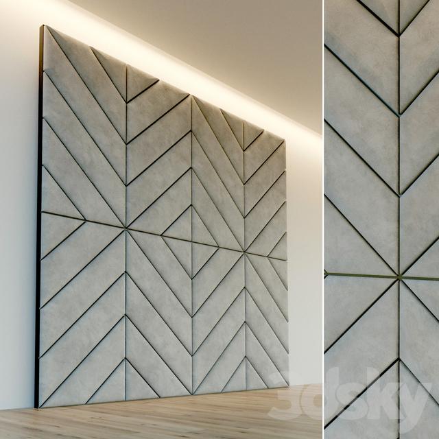 LT Decorative Wall. Soft panel. 59