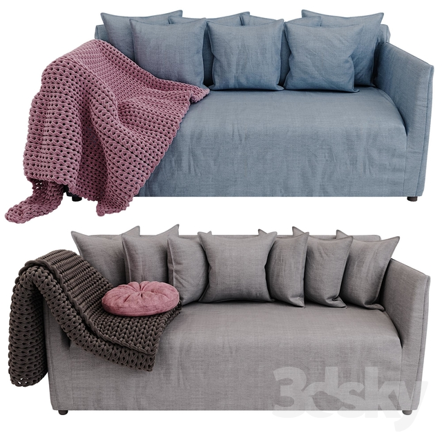 URBAN COUTURE Bronte Sofa