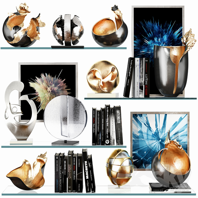 Decorative set 49