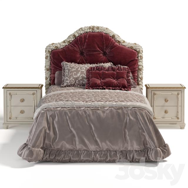 FRARI Rose bed