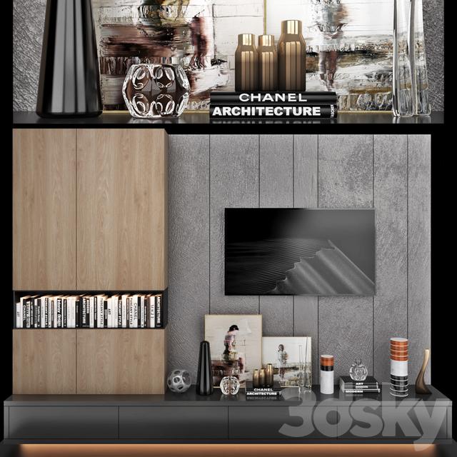 TV Wall | set 19