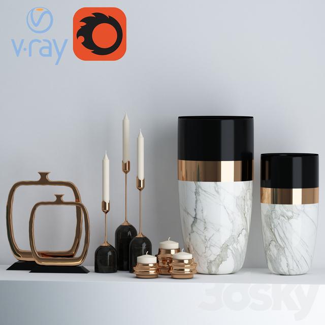 Decorative set A1