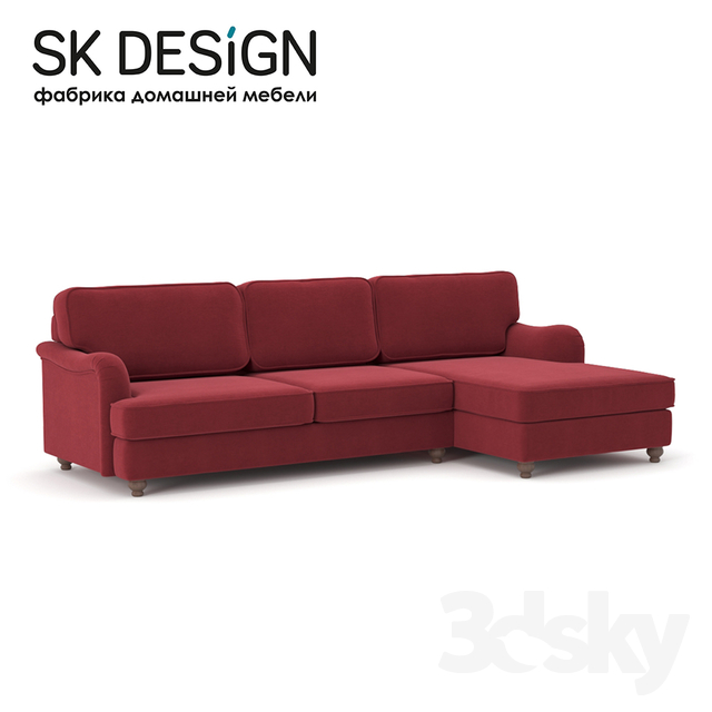 OM Corner sofa Orson ST