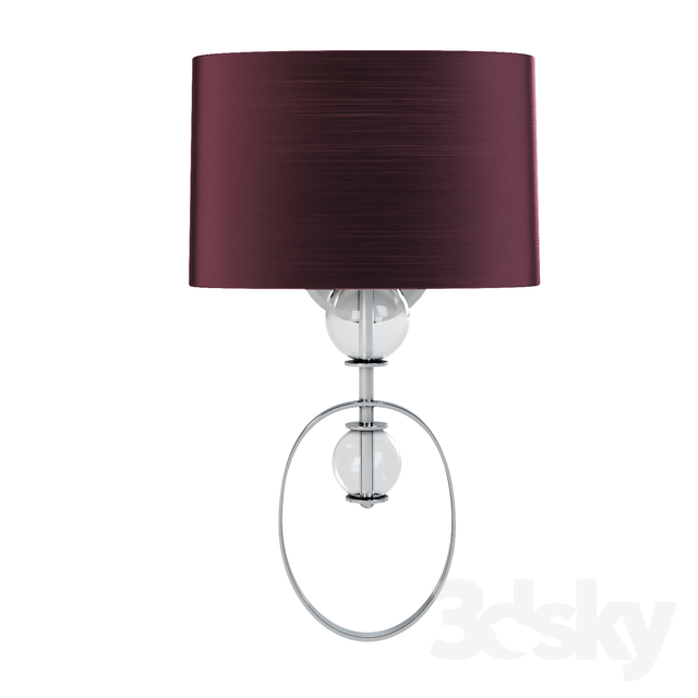 Arco wall lamp 11187 by Villa Verde.