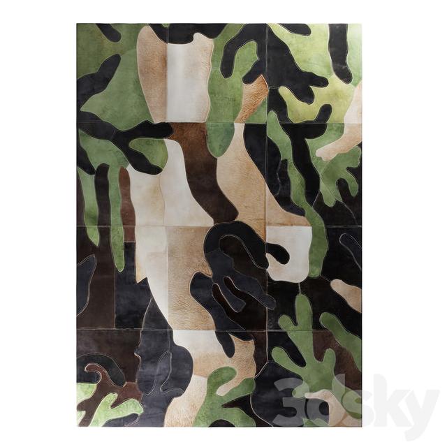 Carpet Camouflage KARE