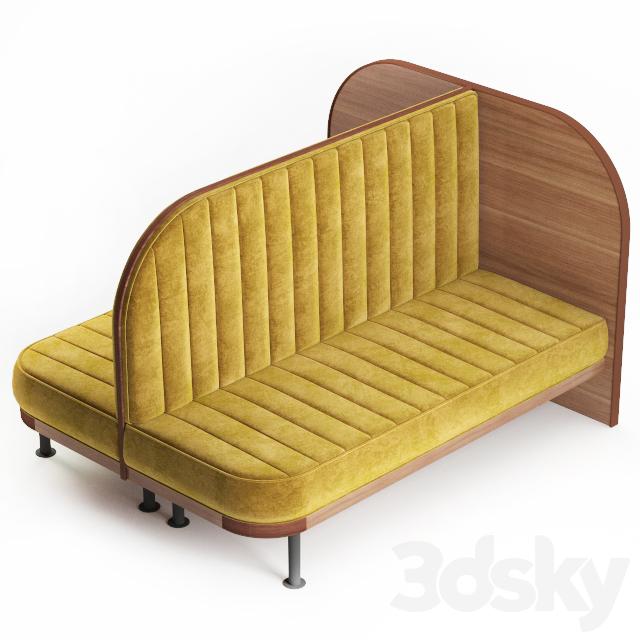 Sofa for restaurant-5