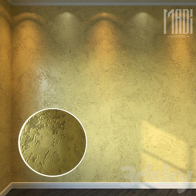 Decorative Plaster 015 - 8K Material