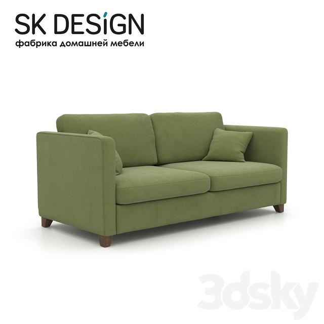 OM Double sofa Bari MTR 166