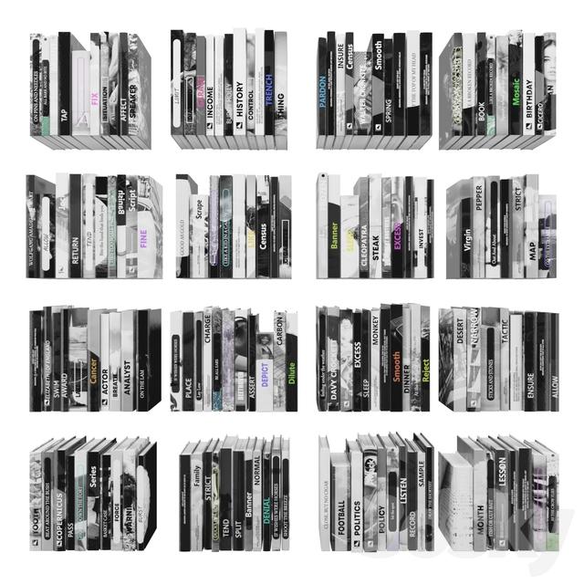 Books (150 pieces) 2-8-3
