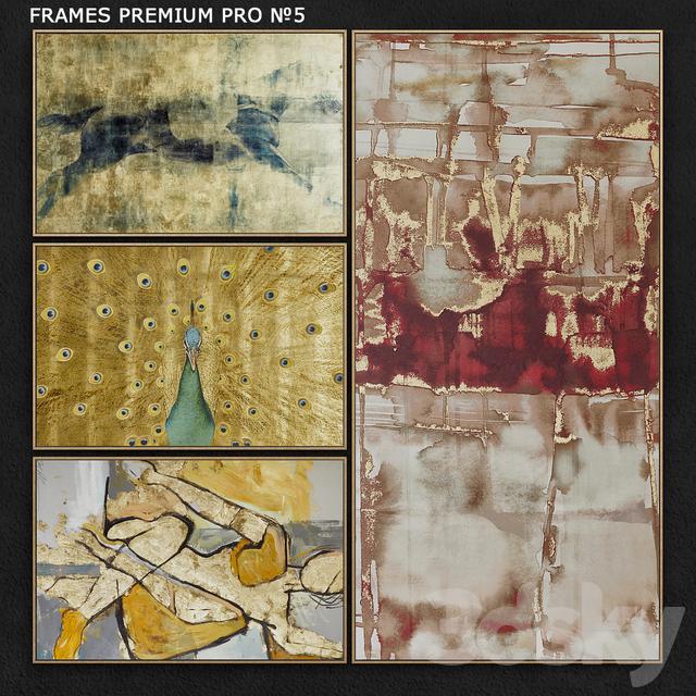 Frames Premium PRO No. 5
