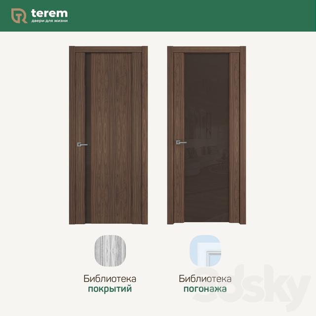 "Interior door factory ""Terem"": Sirius12 / Sirius11 model (Standart collection)"