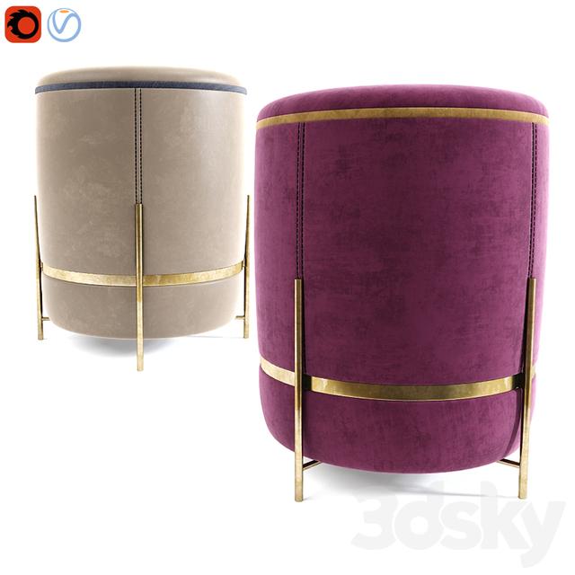 Melange stool